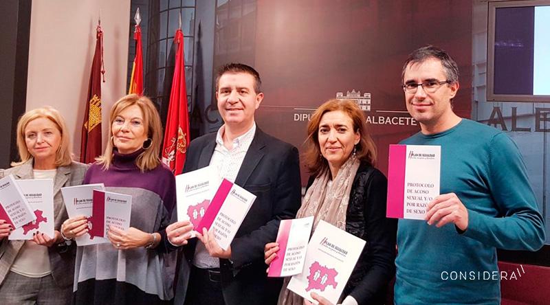 La Diputación de Albacete ya tiene su II Plan de Igualdad.