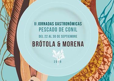 Homenaje gastronómico a la Brotola y la Morena.